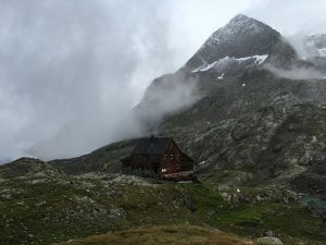 Petzeck mit Nossberger Hütte