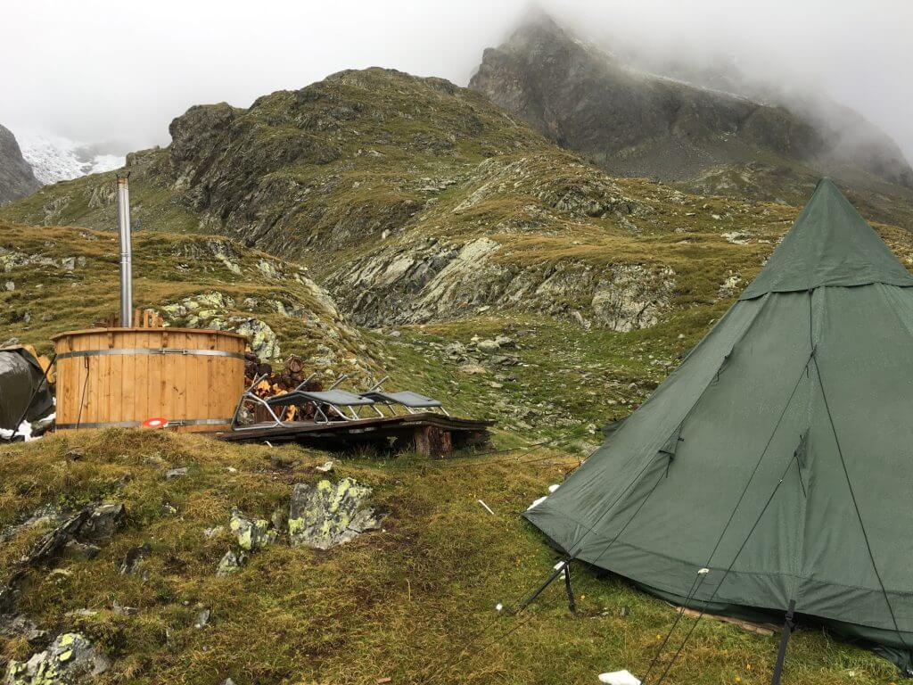 Badefass Adolf-Nossberger-Hütte