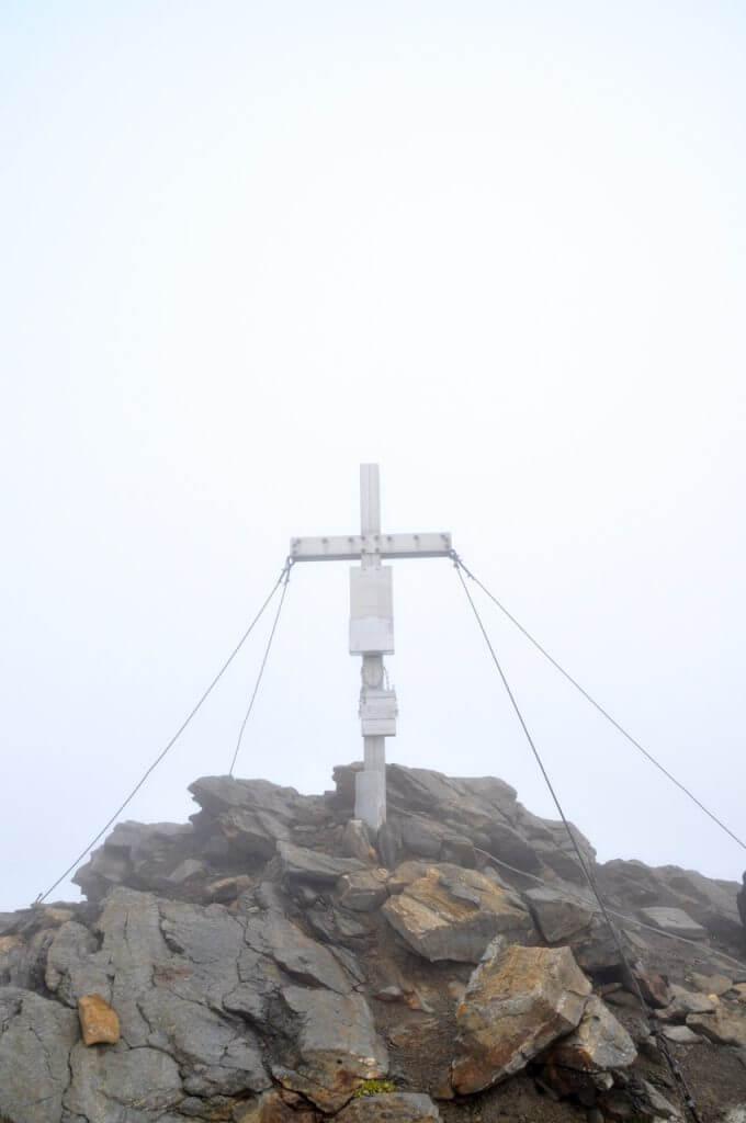 Gipfelkreuz Spielmann