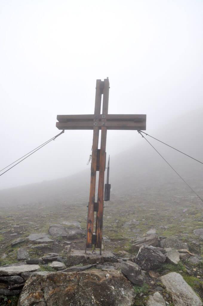 Untere Pfandlscharte (2663 m)