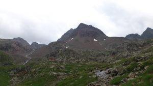 Hornkopf mit Elberfelder Hütte