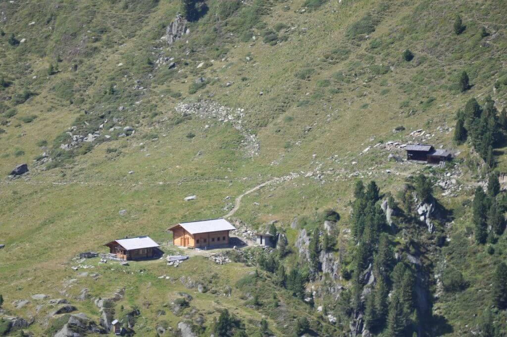 Ochsneralm Gößnitztal