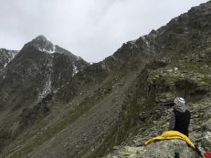 Keeskopf vom Wiener Höhenweg