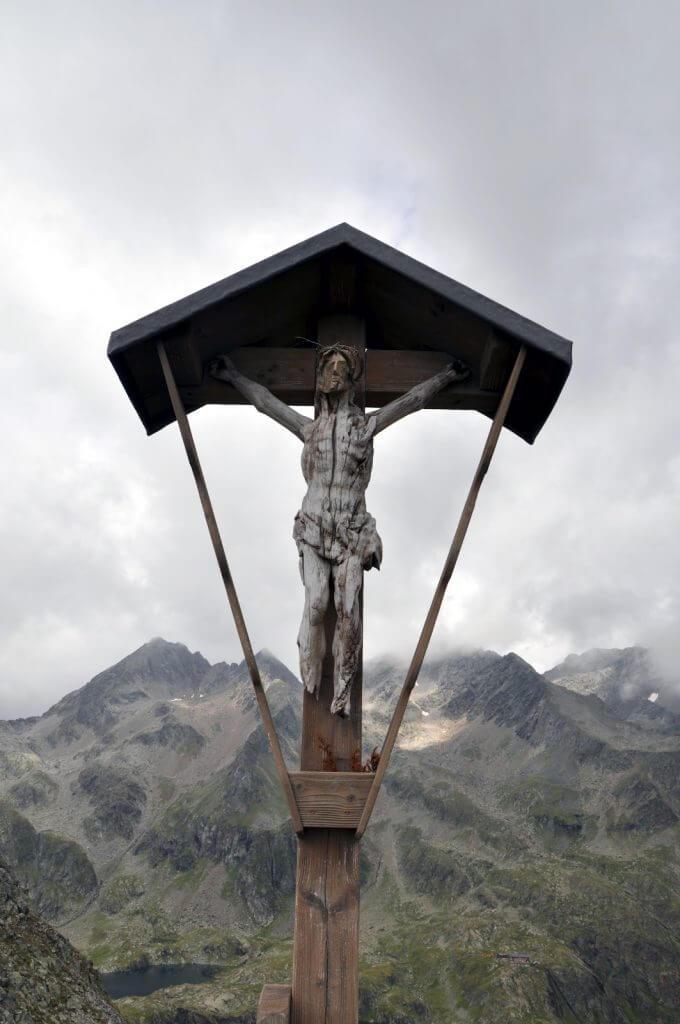 Kreuz obere Seescharte