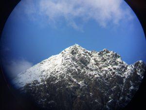 hoher Perschitzkopf vom Wangenitzsee