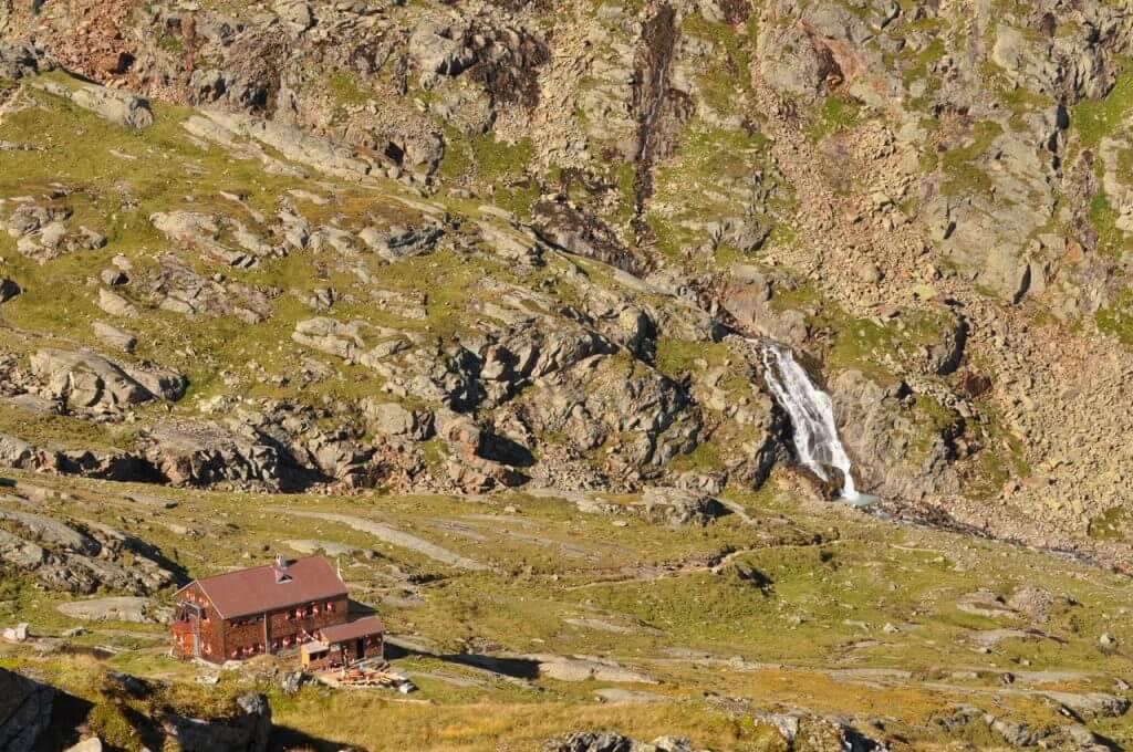 Elberfelderhütte Ostansicht