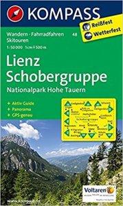 Karte Schobergruppe (Amazon)