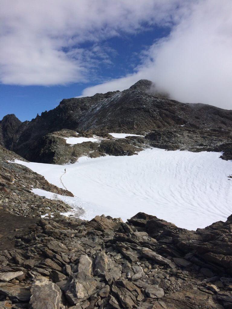 Petzeck Gipfel Schobergruppe