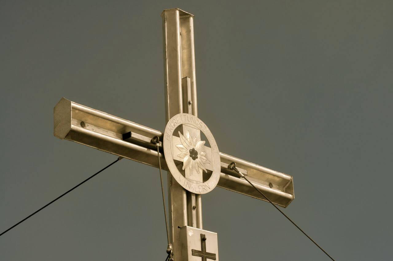 Petzeck Gipfelkreuz