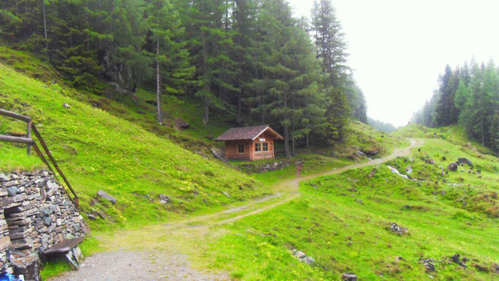 Bricciuskapelle Großglockner Berglauf