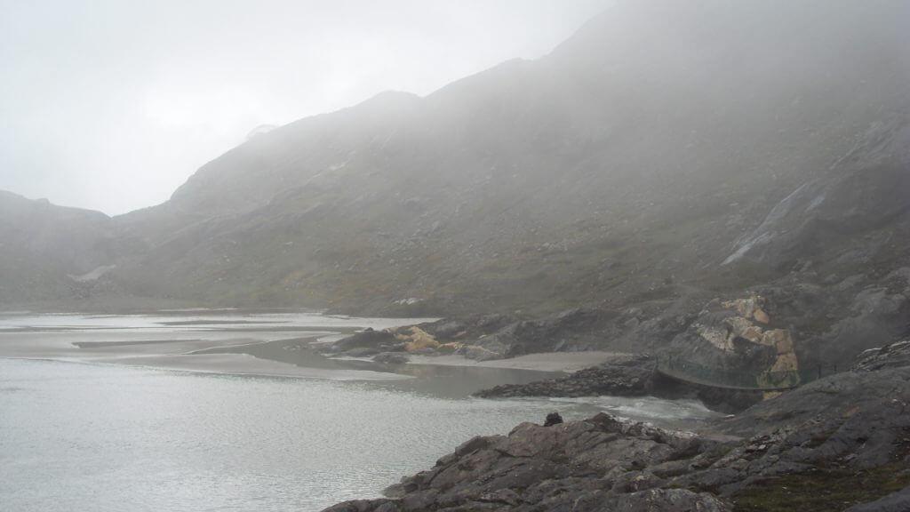 Sandersee Grossglockner Berglauf