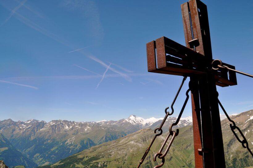 Gipfelkreuz Stellkopf Asten