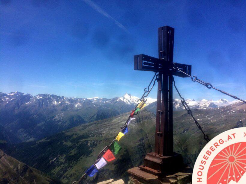Gipfelkreuz Stellkopf