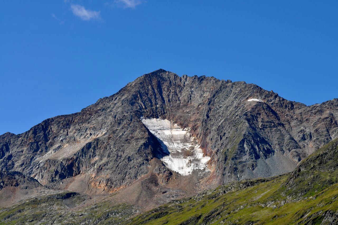 Roter Knopf, zweithöchster Dreitausender der Schobergruppe, Normalweg via Elberfelder Hütte