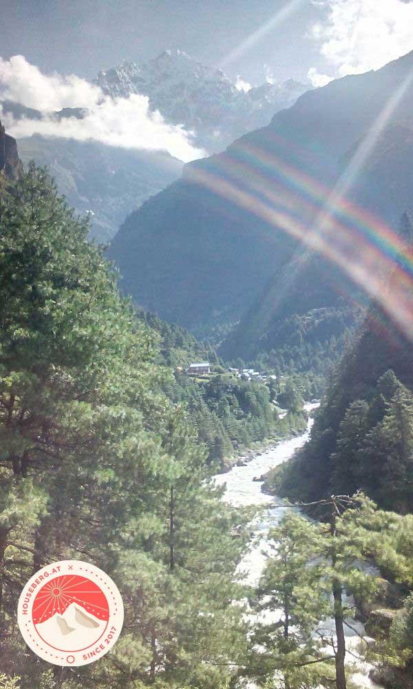 Lhotse, vierthöchster Berg der Erde