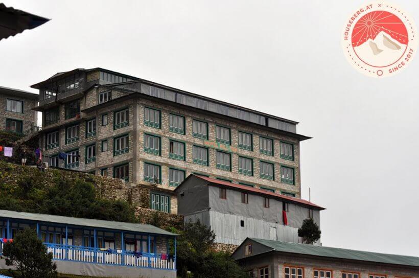 Hotel Till-Ten in Namche Bazar