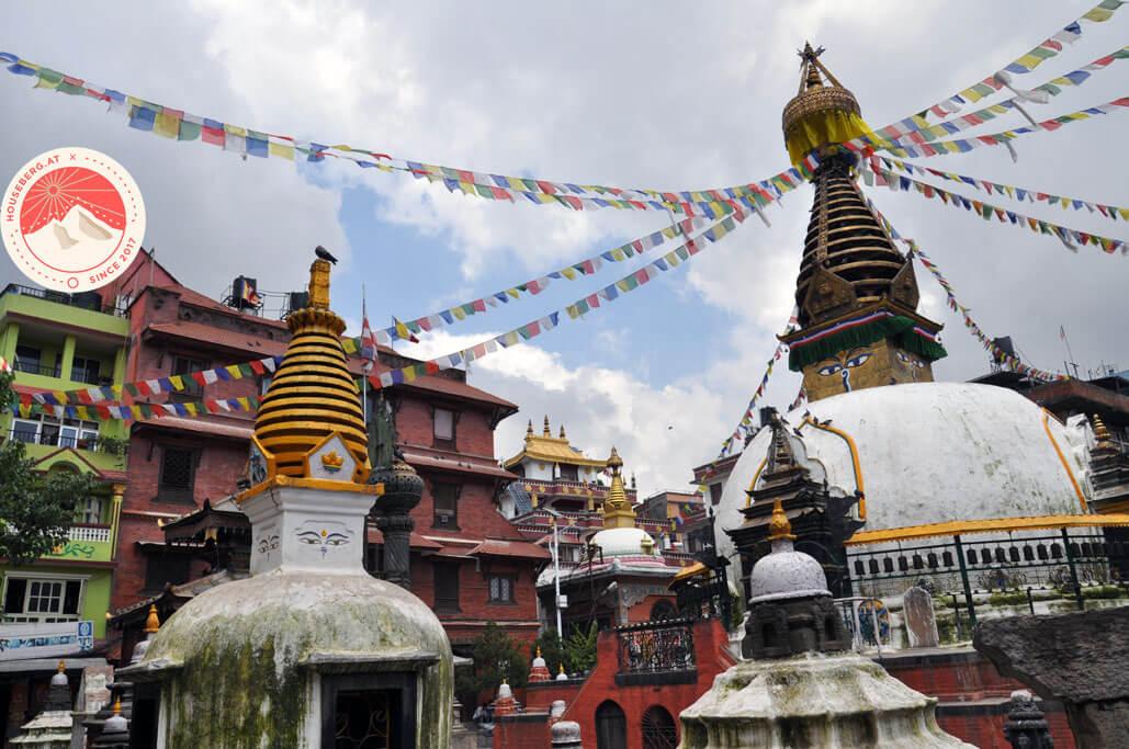 Swyambhu Stupa Kathmandu