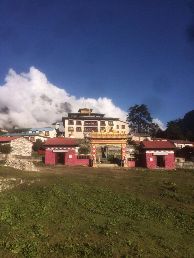 Kloster Tengoche
