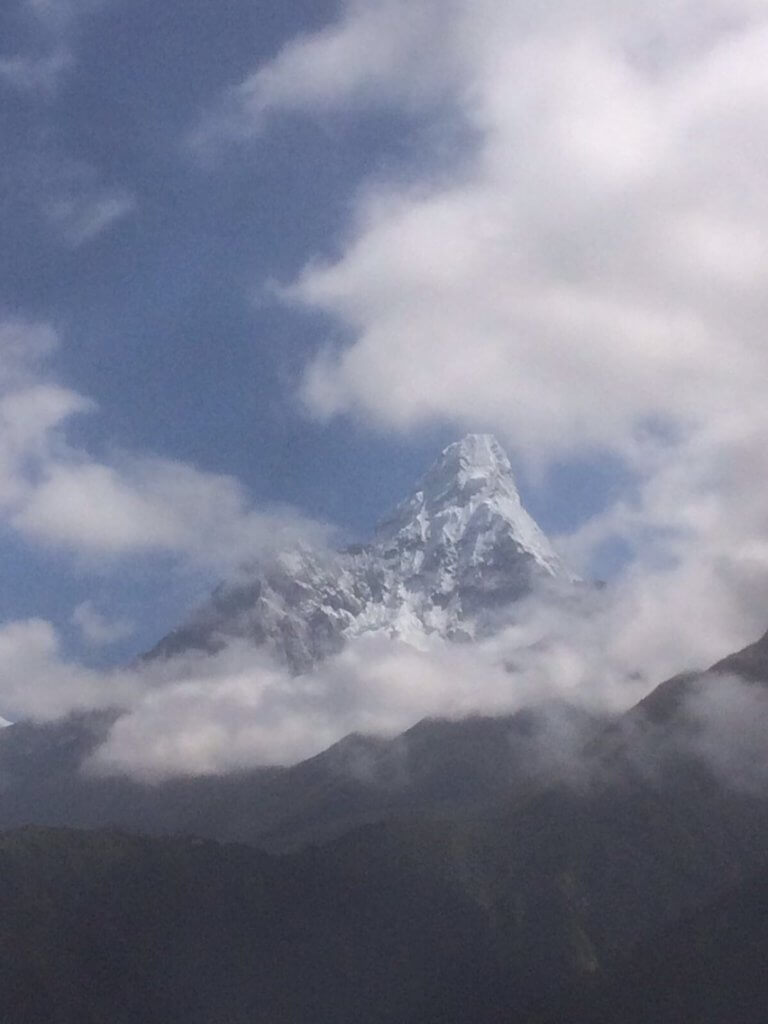 Ama Dablam (Everest Base Camp Trek)