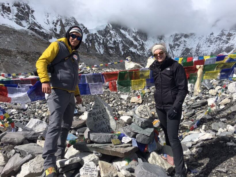 Mount Everest Base Camp (Nepal)