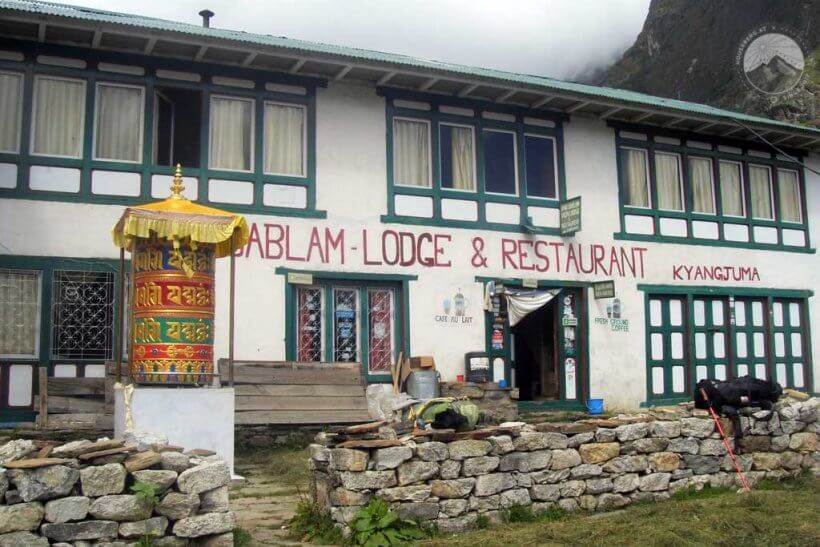 Ama Dablam Lodge