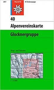 Alpenvereinskarte Glocknergruppe
