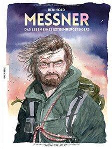 Reinhold Messner Comic-Biografie