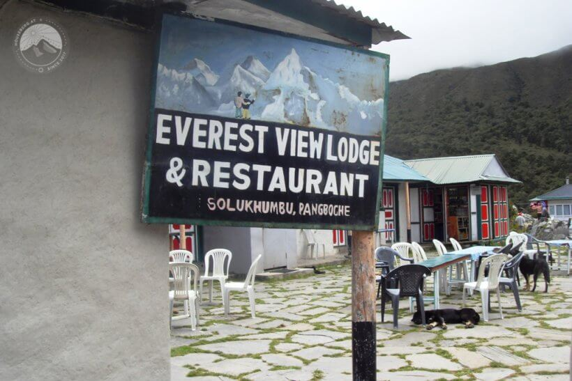 Everest View Lodge Pangboche