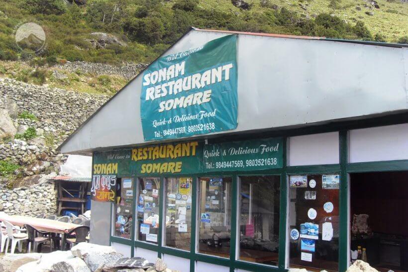 Sonam Restaurant Sonare