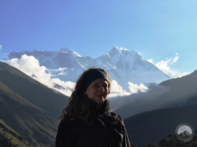 Everest, Silvia und Lhotse