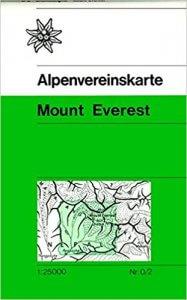 Alpenvereinskarte Everest