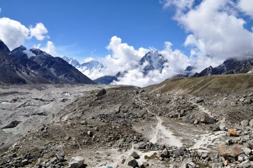 Mount Everest Base Camp Trek Gorak Shep
