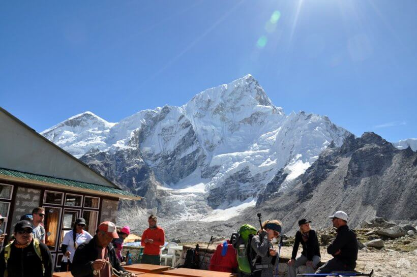 Mount Everest Base Camp Trek Gorak Shep