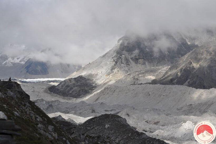 Khumbu Gletscher