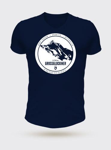 Marmota Maps Grossglockner Shirt